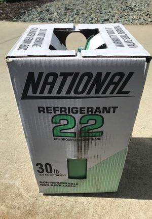 R22 refrigerant Freon new bottle for Sale in Oceanside, CA