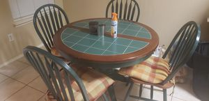 Kitchen Table with Chairs for Sale in Mansfield, TX