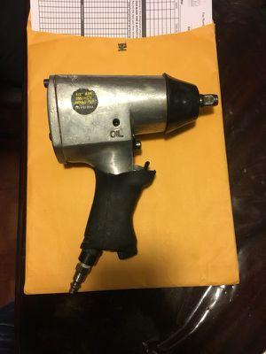 Wrench air gun 1/2 for Sale in Philadelphia, PA