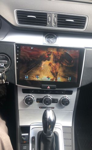 """Car stereo/navigation 10.2"""" inch screen for Volkswagen CC for Sale in San Diego, CA"""