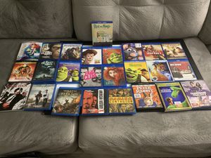 Rick and Morty . Iron man 2 . John Wick . And more movies in Blu-ray and 4K for Sale in Elyria, OH