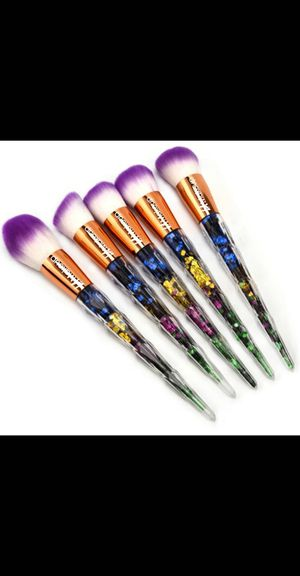4pcs glitter makeup brush set for Sale in Los Angeles, CA