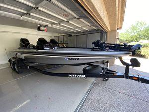 Nitro Z9 CDC - 21' bass boat for Sale in Scottsdale, AZ