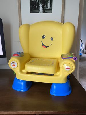 Fisher price laugh & learn smart stages chair for Sale in Saint Charles, MO