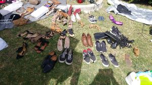 All shoes for 10 for Sale in Riverside, CA