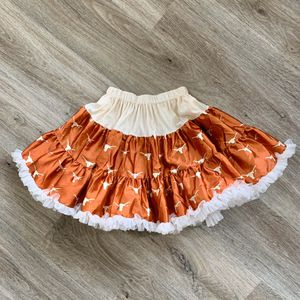 UT Tutu Couture Skirt Girls XL for Sale in Pflugerville, TX