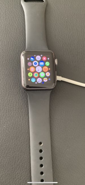 Apple Watch 38mm (black) for Sale in Arlington, VA