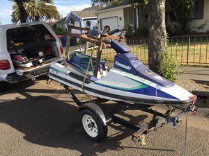 Trail rite single jet ski trailer for Sale in San Leandro, CA