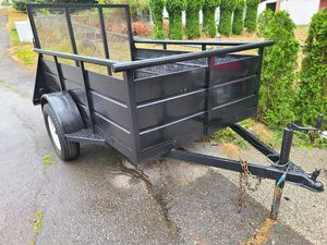 5x8 trailer for Sale in Renton, WA