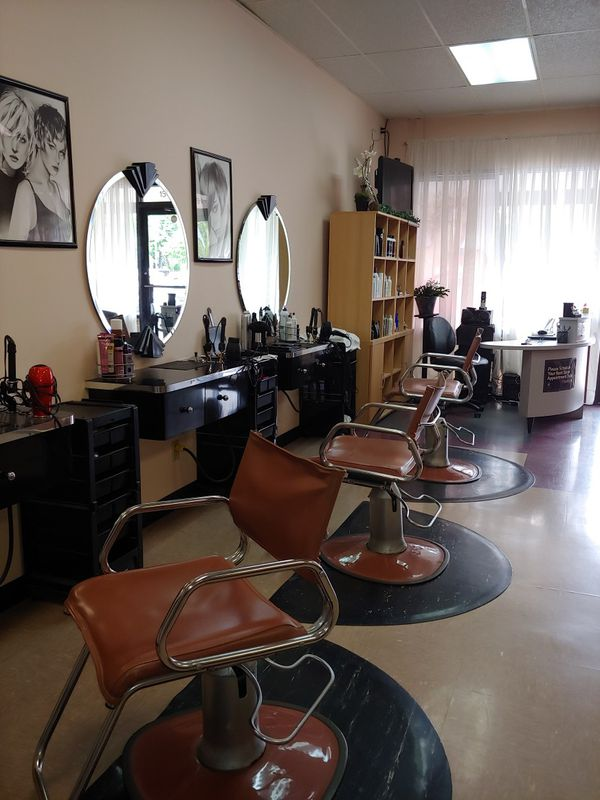 Salon equipment and accessories for sale