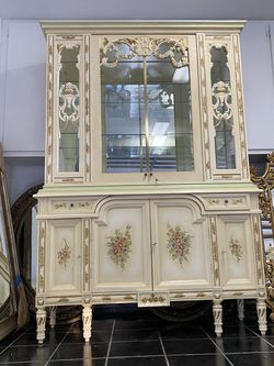 Italian China Cabinet for Sale in Calabasas,  CA