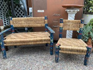 Vintage Mexican handcrafted set for Sale in San Jose, CA