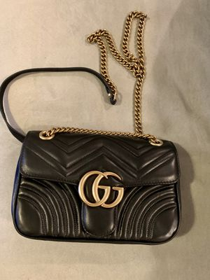 Gucci double GG crossbody bag for Sale in Jersey City, NJ