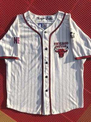 Vintage NBA Starter Bulls Jersey - Size M for Sale in San Antonio, TX