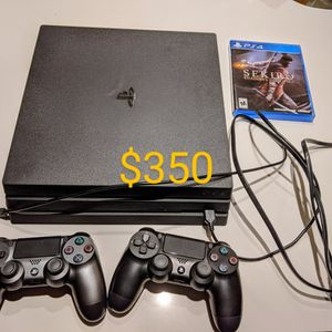 Ps4 Pro for Sale in Fort Lauderdale, FL