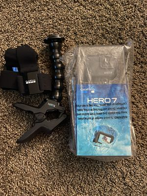 Go pro 7 silver for Sale in Mableton, GA