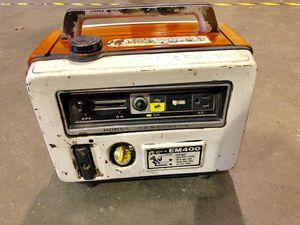 Honda generator em400 vintage for Sale in Auburn, WA