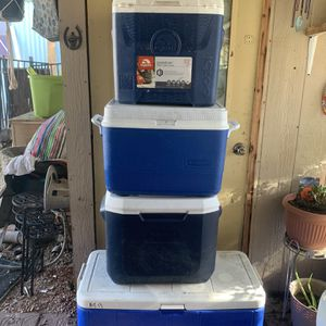Chest coolers for Sale in Phoenix, AZ
