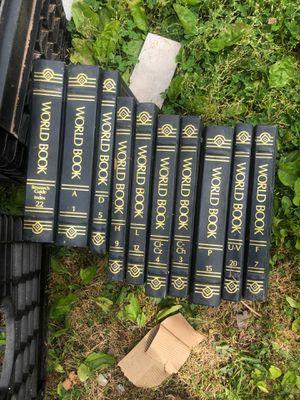 The world book encyclopedia for Sale in Arlington, VA