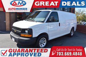 2013 Chevrolet Express Cargo Van for Sale in Leesburg, VA