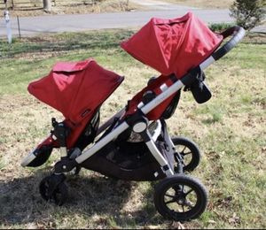 City select double stroller for Sale in Lorton, VA