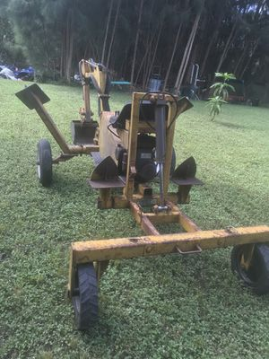 Tow behind Backhoe for Sale in Melbourne, FL