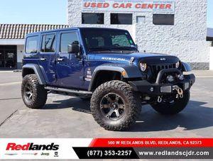 2013 Jeep Wrangler Unlimited for Sale in Redlands, CA