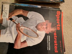 1963 sports illustrated Dennis Ralston for Sale in Corinth, ME