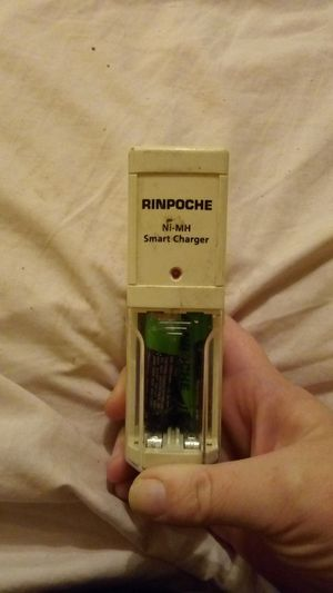 Rinpoche battery charger for Sale in Hemet, CA