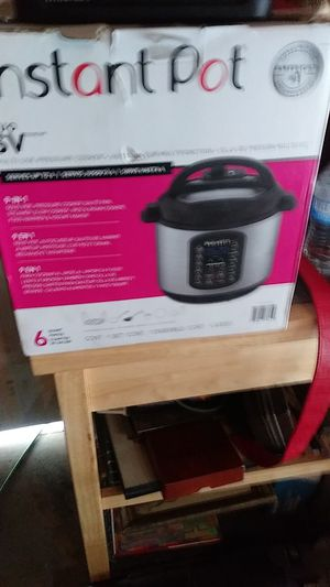 Instant pot for Sale in Bakersfield, CA
