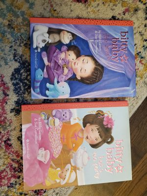Bitty baby books for Sale in Houston, TX