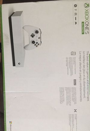 Xbox One S all digital 1tb for Sale in The Bronx, NY