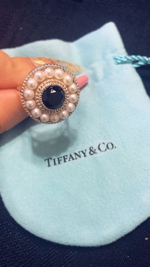Tiffany Pearl Ring for Sale in Ontario, CA