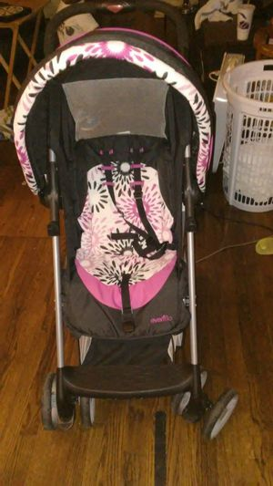 Everflo stroller for Sale in Springfield, MO