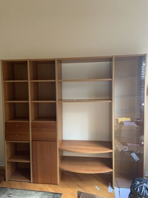 Wall Unit in excellent shape. for Sale in Wheeling, IL