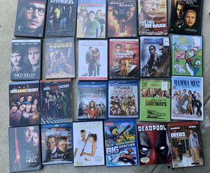 Random DVDs for Sale in Bakersfield, CA