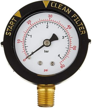 Pentair 190058 Pressure Gauge Replacement Pool/Spa Valve and Filter for Sale in Valrico, FL