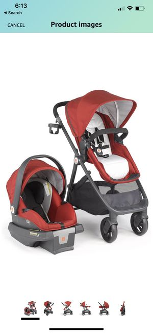 GB Lyfe Travel System car Sear and stroller for Sale in Nokesville, VA