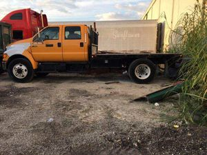 2010 Ford F750 superduty diesel for Sale in Miami, FL