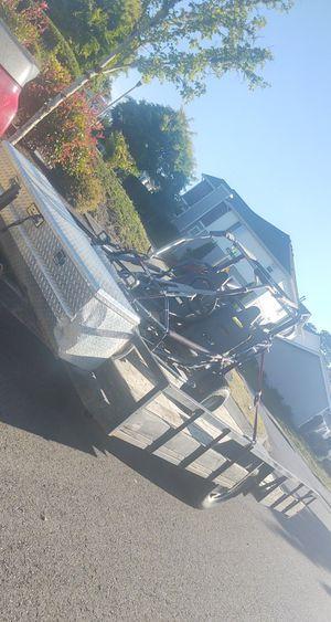 15x7 utility trailer for Sale in Everett, WA