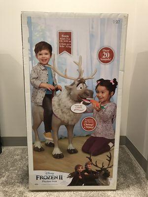 Brand New Frozen II Playdate Sven for Sale in Columbia, MO