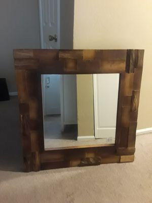 Large Wall Mountable Mirror for Sale in Tacoma, WA