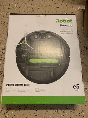 iRobot roomba E5 e5150 for Sale in Kissimmee, FL