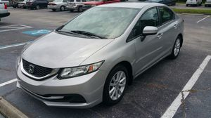 Honda civic 2013 clean title 118k miles excellent conditions, all maintenance in honda dealership for Sale in Bradenton, FL