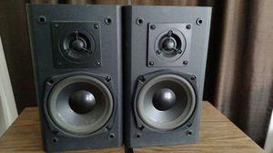 KLH 911B stereo speakers bookshelf 100w for Sale in Detroit, MI