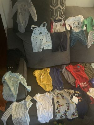 Baby boy clothes for Sale in Forest Heights, MD