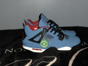 """Travis scott x Air Jordan 4 Retro """"Cactus Jack"""" for Sale in Racine, WI"""