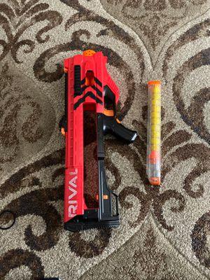 Nerf rival gun for Sale in Rockwall, TX