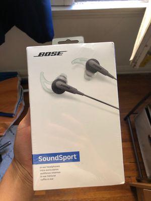 Bose SoundSport In-Ear Headphones for Sale in Los Angeles, CA