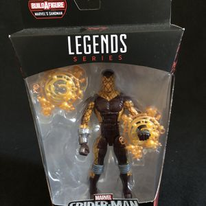 Marvel Legends Shocker Variant Sandman NO BAF for Sale in Alhambra, CA